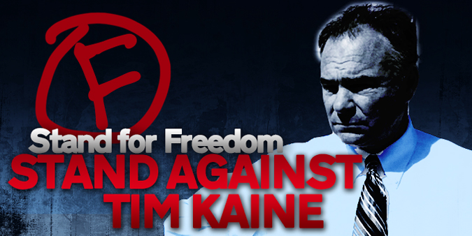 Stand-Against-Kaine-Banner