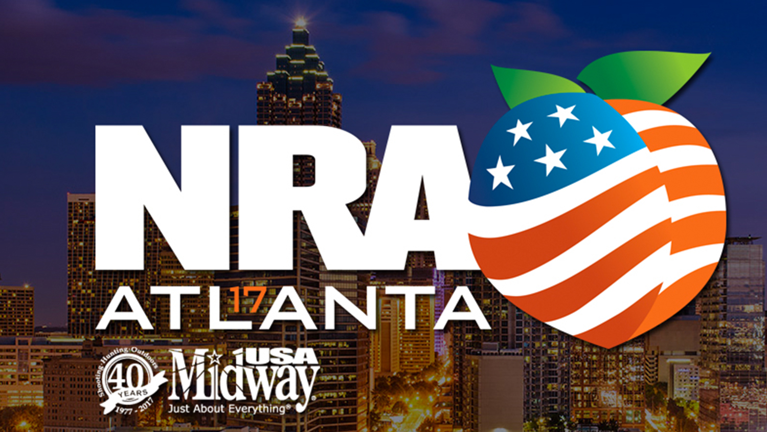 Get your tickets for the The 146th NRA Annual Meetings and Exhibits in Atlanta, Georgia