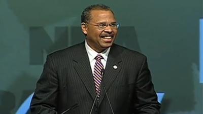 Former OH Secretary of State Ken Blackwell: 2009 Meetings