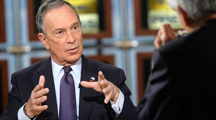 Extra, Extra! Media Mogul Bloomberg Stages Anti-gun Indoctrination Camp for Suggestible Reporters