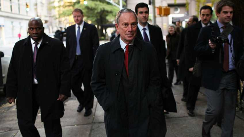 Michael Bloomberg is ALL IN to strip away your Second Amendment Rights!  Are you ALL IN to make sure he doesn't succeed?!