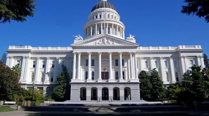 California: Legislature Reconvenes After Summer Recess