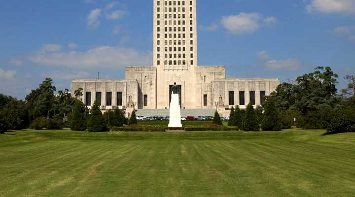 Louisiana: Betrayal at the Capitol