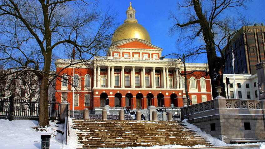 Massachusetts: Gun Control Bill on the Move