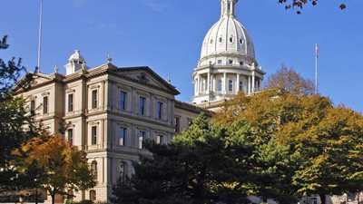 Michigan: Capitol Commission Considering Gun Ban