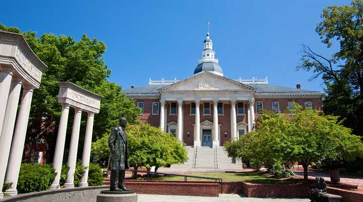 Maryland: General Assembly Adjourns Sine Die