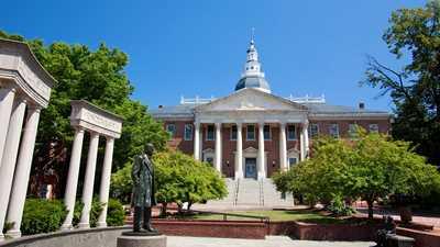 Maryland: General Assembly Adjourns Sine Die