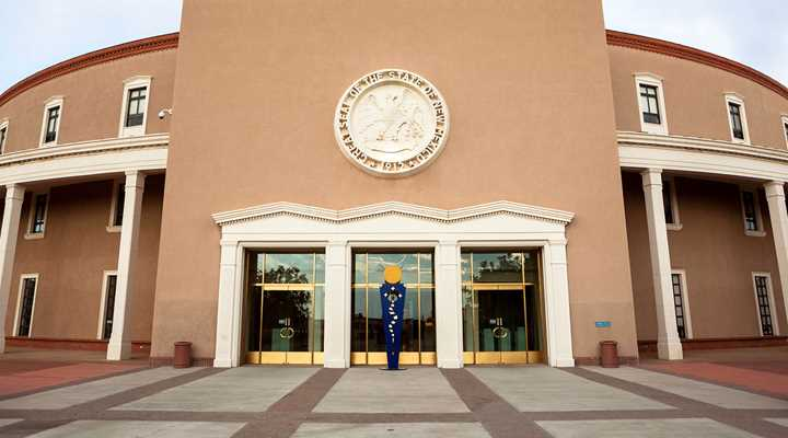 New Mexico: Measure to Ban Firearms in The Roundhouse Returns