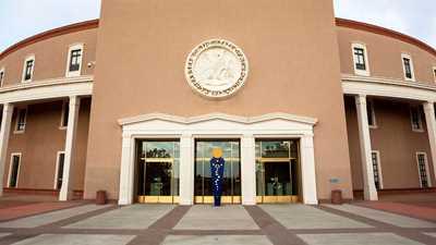 New Mexico Legislature Convenes for 2018 Session