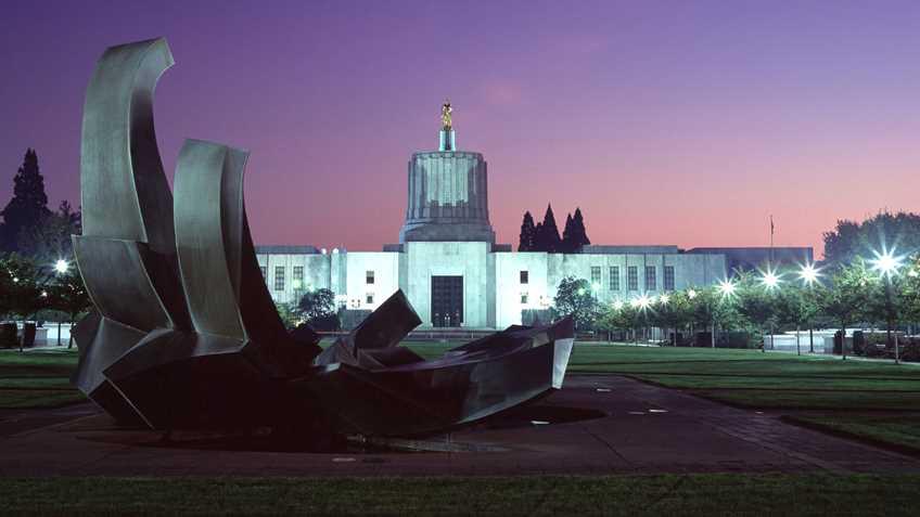 Oregon: Anti-Gun Bill Scheduled for Floor Vote Today
