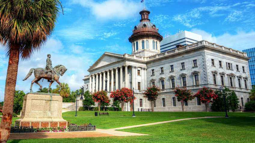 South Carolina: Recognition Bill Designated for Special Order to be Heard Next Week