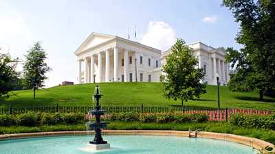 Virginia: General Assembly to Adjourn
