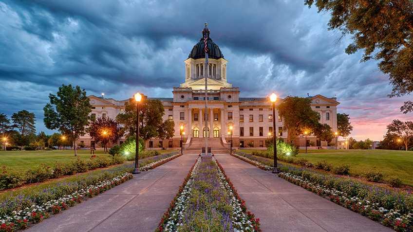 South Dakota: House Passes Constitutional/Permitless Carry Legislation