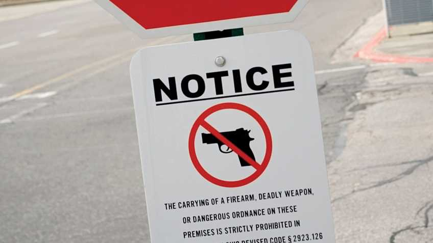 Wyoming: Repeal Gun Free Zones Act Legislation Passes House