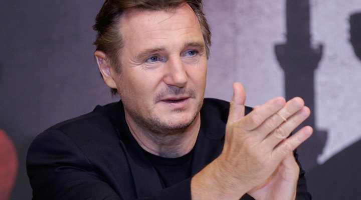 Liam Neeson's gun control rant sparks calls for movie boycott