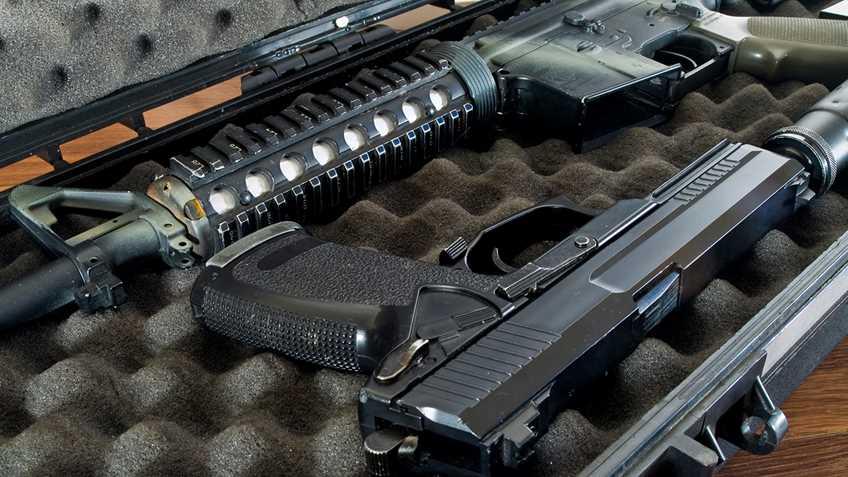 Massachusetts Officials Question AG Gun Ban