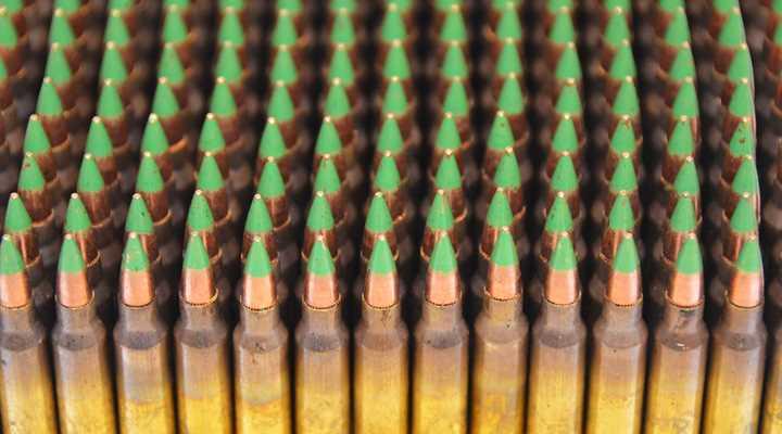A Pincer Movement on Ammunition
