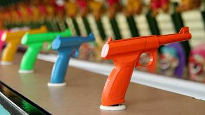 Child's Play: Kids Exposed to Toy Guns Aren't Prone to Violence