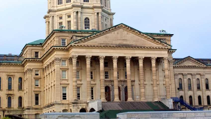 Kansas: Legislature Adjourns From 2017 Legislative Session