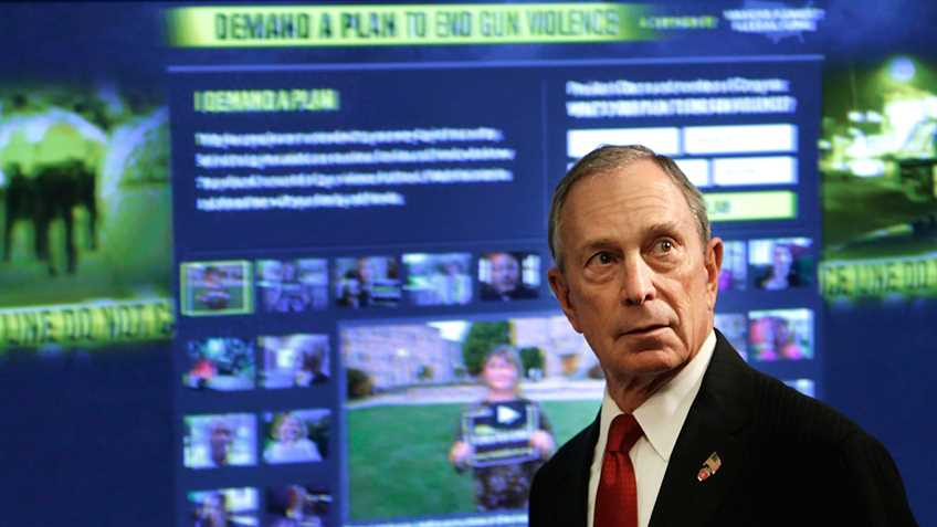 "Bloomberg's Anti-Gun ""Grassroots Movement"" Explained?"