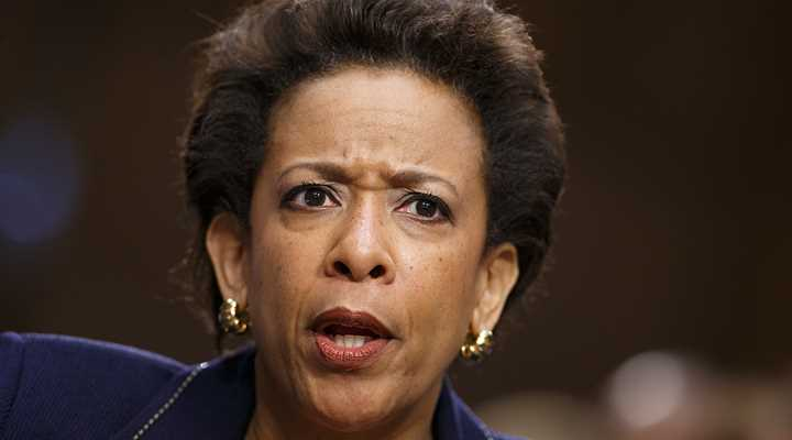NRA Opposes Confirmation of Obama's U.S. Attorney General Nominee, Loretta Lynch