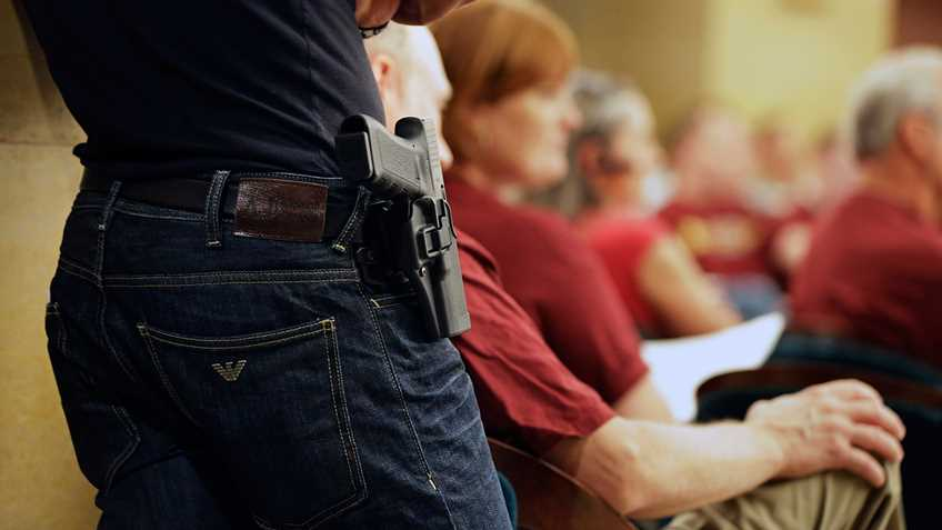 NEW UPDATE: National Right-to-Carry Reciprocity Legislation