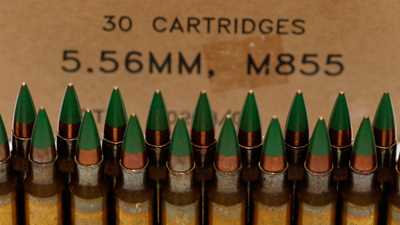 M855 Plot Thickens:  Congressman Proposes Center-Fire Ammo Ban