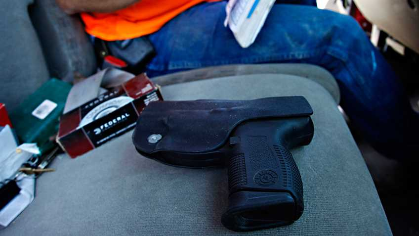 Latest Status of Pending National Right-to-Carry Legislation