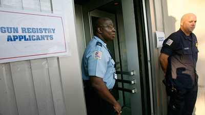 Second Amendment Enforcement Act of 2015 Introduced