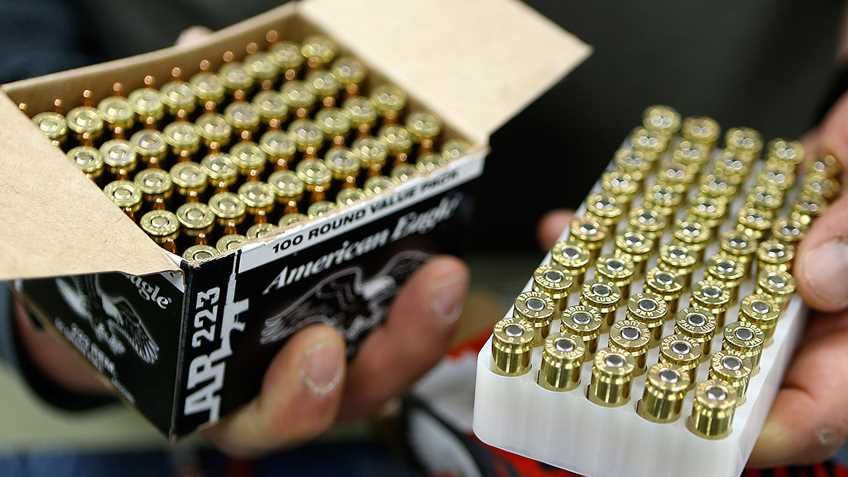 Anti-Gun Lawmakers Seek to Stop Online Ammunition Sales