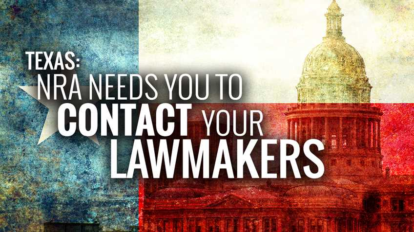Texas: House to Consider Reform Measure Protecting the Right-to-Carry During Emergencies