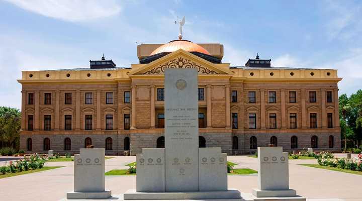 Arizona: Legislature Adjourns Sine Die