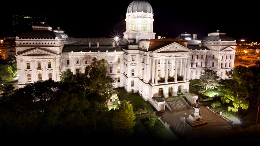 Indiana: Legislature Adjourns Sine Die