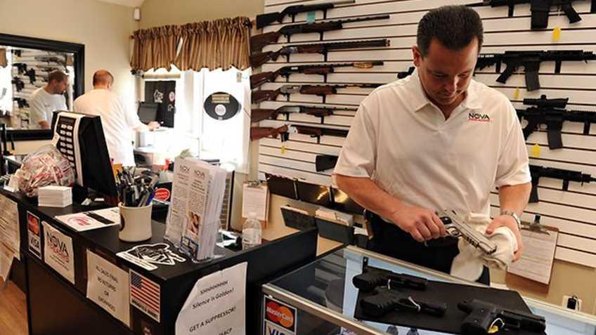 Report: Virginia Lawmakers Scheme to Thwart Local Gun Store