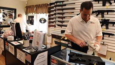 Anti-gun Locals Up in Arms Over Proposed Arlington Gun Store