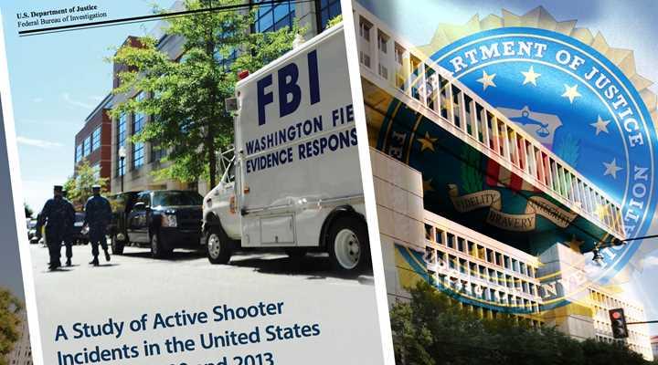 "Media-touted FBI ""Mass Shooting"" Report Debunked"