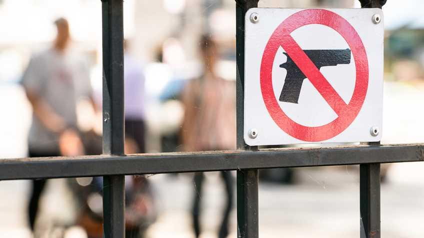 New Jersey: Senate Bill Would Publicly Finance Gun Control Agenda