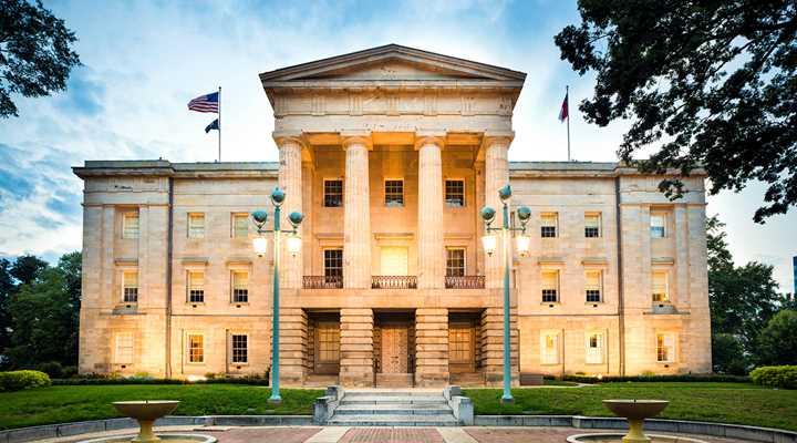 North Carolina: Update on Gun Bills in the General Assembly