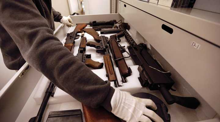 """""""Collectible Firearms Protection Act"""" Introduced"""