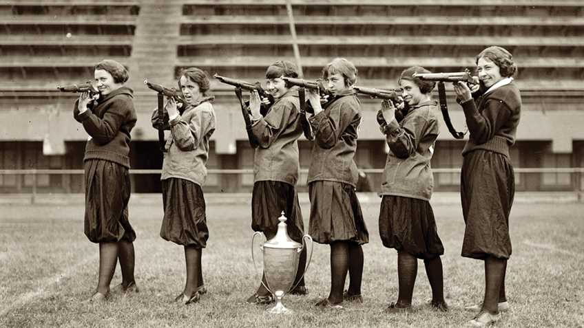 """Were Guns """"Much More"""" Strictly Regulated in the 1920s and 1930s?"""