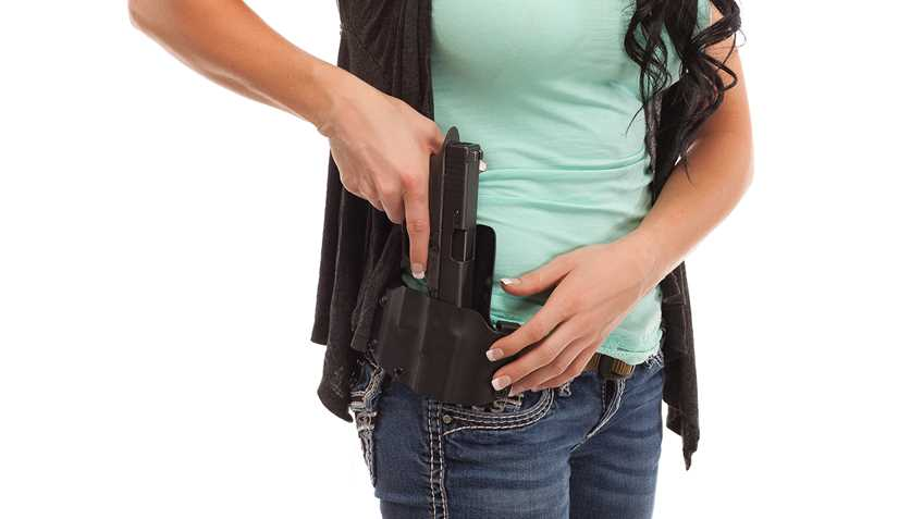 Alabama: Permitless Carry Passes Committee