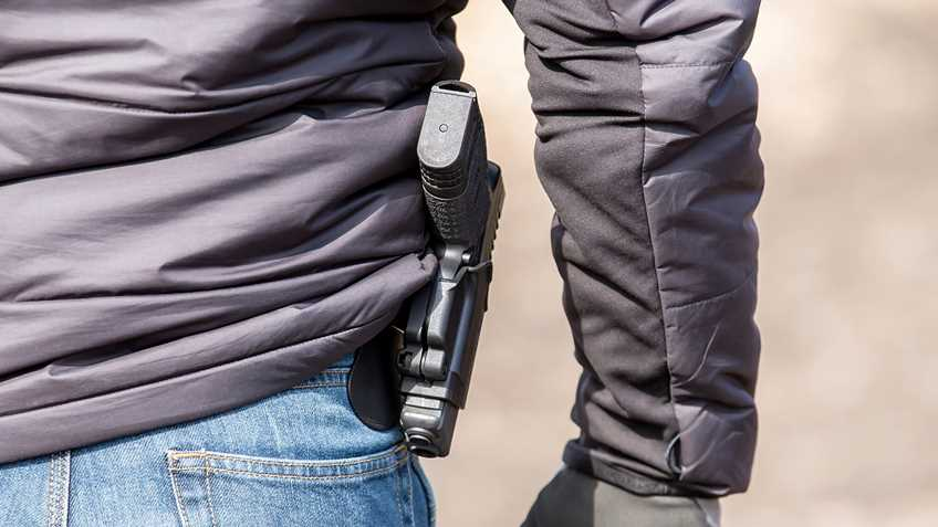 Gun Shy Professor Claims Need to Counter Campus Carry