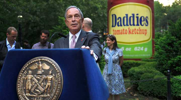 Bloomberg Spends Again to Publicize His Bought-and-Paid-For Background Check Law