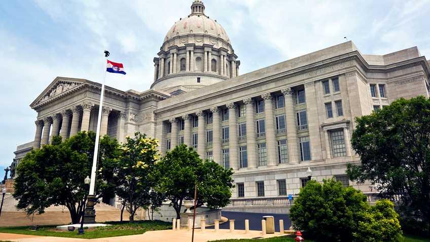 Missouri: Legislature Adjourns Sine Die