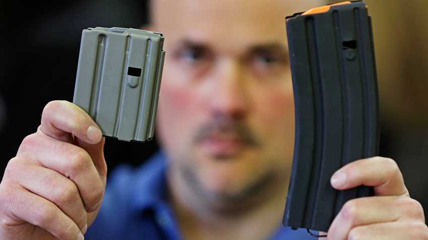 California: The NRA Files a Brief Urging Supreme Court To Rehear Challenge To Ban on Common Semi-Automatic Firearms and Magazines