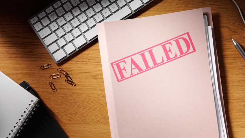 """National Journal """"Study"""" Promoting Gun Control: """"F"""" Stands for Fail"""