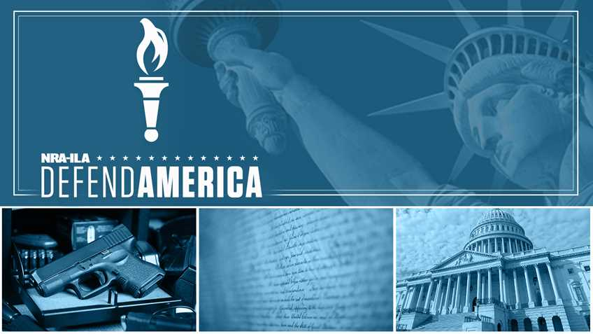 Become a Defender of America. Attend an Event Today!