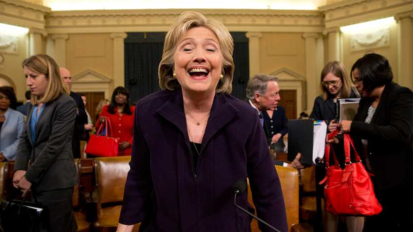 Trustworthiness Issues? Politifact Calls Out Clinton Deception