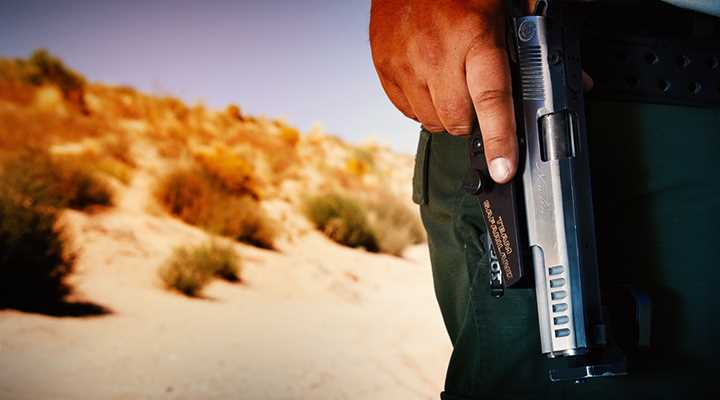 Arizona: Volunteers Needed for NRA-sponsored Cleanup at  White Tank Recreation Area