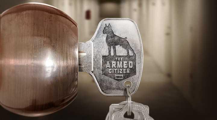 Would-Be Burglar Shot By Homeowner